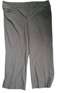 Lane Bryant Plus Size Trouser Pants Brown