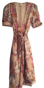 Blumarine Designer Wrapdress Italian Sophistication Dress
