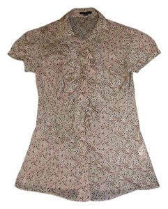 Sisley Benetton Top Floral