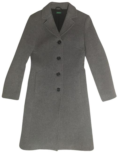 United Colors of Benetton Wool Pea Coat