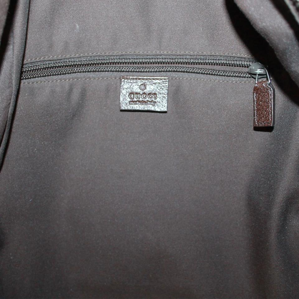 f68f98eaa83 Mens Gucci Black Leather Backpack – Patmo Technologies Limited