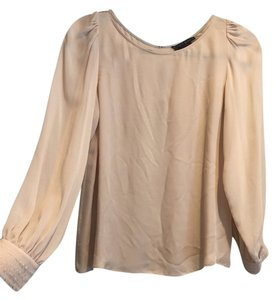 Alice + Olivia Top Nude