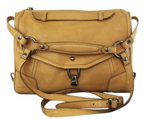 Kooba Alexa Leather Crossbody Shoulder Bag