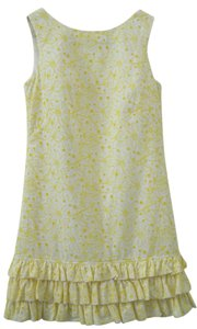 Lilly Pulitzer short dress Dandelion Yellow on Tradesy