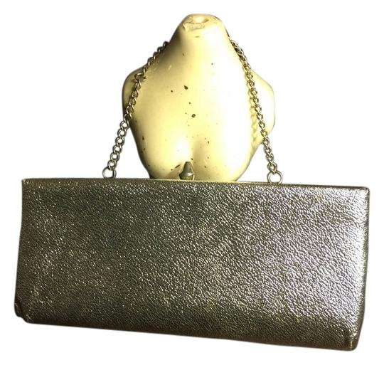Preload https://item5.tradesy.com/images/vintage-evening-bagclutch-silver-leather-clutch-3909754-0-1.jpg?width=440&height=440