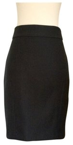Banana Republic Skirt Dark Gray