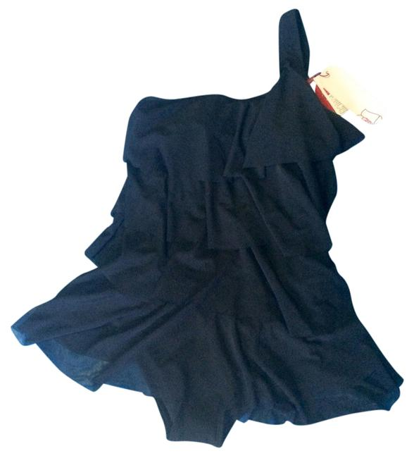 Other NWT Black One Shoulder Swimsuit
