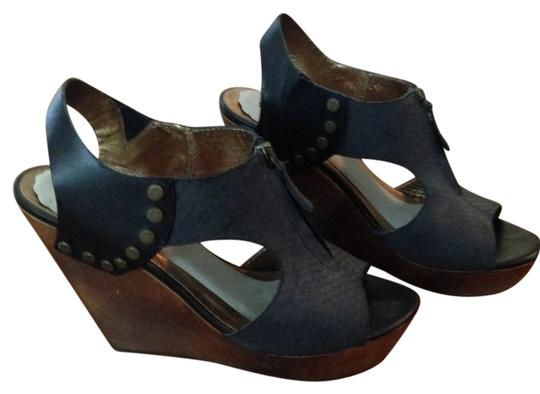 Twelfth St. by Cynthia Vincent Black Wedges