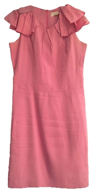 Preload https://img-static.tradesy.com/item/3911530/bensoni-bubble-licious-pink-knee-length-workoffice-dress-size-2-xs-0-0-650-650.jpg
