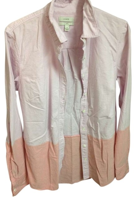 J.Crew Button Down Shirt pink purle