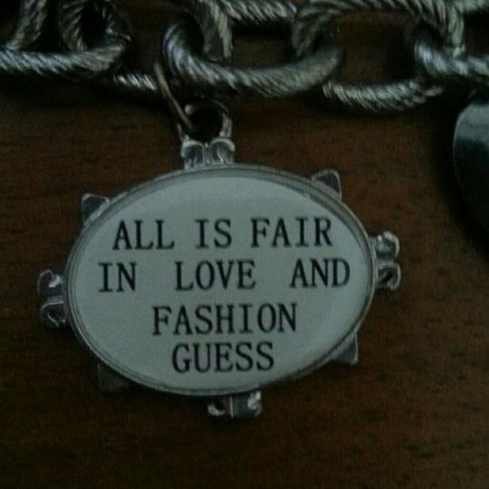 Guess G By Guess Charm Bracelet