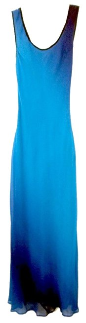 Ombre Color Maxi Dress by MANNEQUINS Sleeveless Maxi Image 1