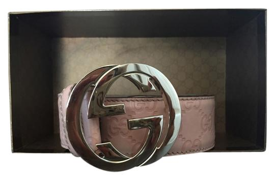 Preload https://item4.tradesy.com/images/gucci-light-pink-guccissima-leather-with-interlocking-g-buckle-belt-3912733-0-0.jpg?width=440&height=440