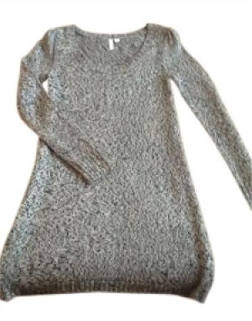 Preload https://item2.tradesy.com/images/nordstrom-gray-heather-brass-plum-above-knee-short-casual-dress-size-8-m-39141-0-0.jpg?width=400&height=650
