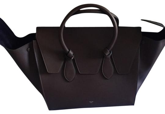 Céline Tote in Dark Brown