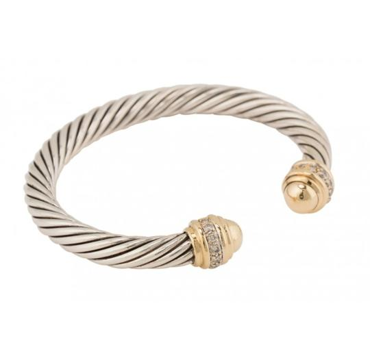 David Yurman DAVID YURMAN DIAMOND BRACELET