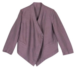 Coldwater Creek Purple Jacket