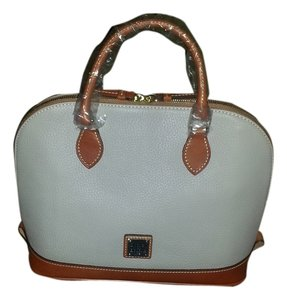 Dooney & Bourke Satchel in oyster