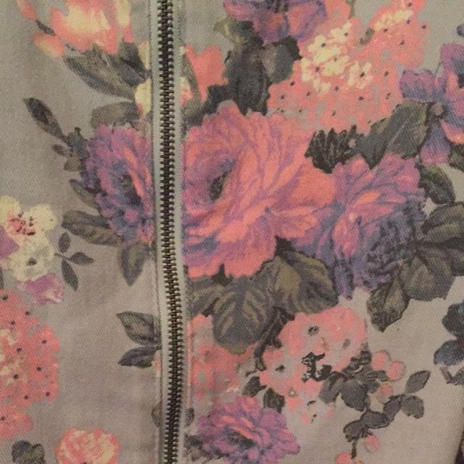 Urban Outfitters short dress Blue Floral on Tradesy Image 2