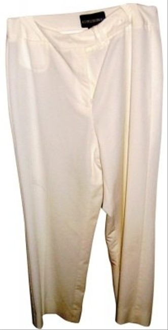 Requirements Flare Pants Off White
