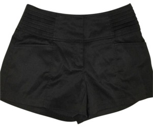 Forever 21 Silk Shorts Black