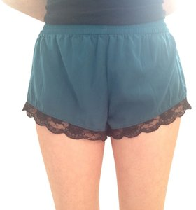 Forever 21 Shorts Teal