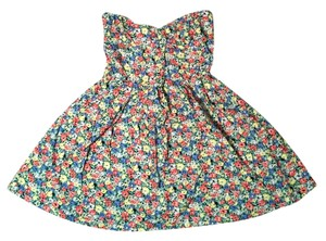 MINKPINK short dress Multicolor, Floral on Tradesy