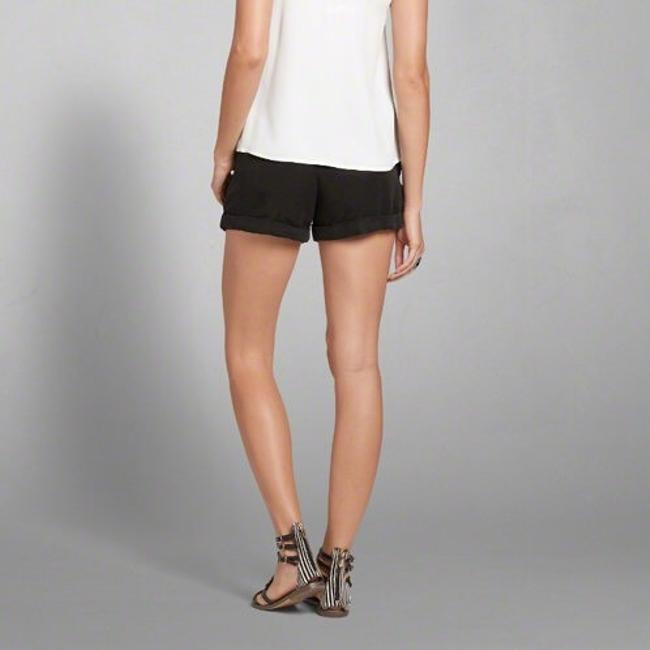 Abercrombie & Fitch Shorts Black