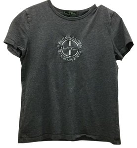Ralph Lauren Vintage T Shirt Grey