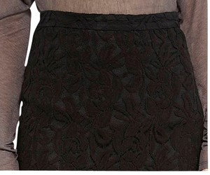 L'AGENCE Pencil Thick Skirt NEW LACE