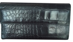 Furla Furla Croco embosed wallet
