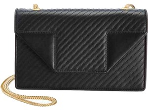 Saint Laurent Quilted Betty Chain Strap Cross Body Bag