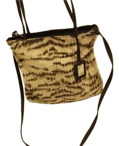 Sasha New York Snakeskin Shoulder Bag