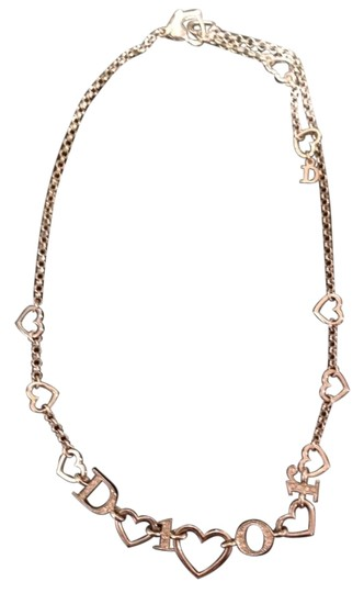 Preload https://item3.tradesy.com/images/dior-silver-heart-necklace-3918202-0-0.jpg?width=440&height=440