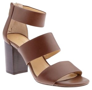 Banana Republic Brown Platforms