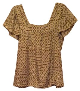 Banana Republic Top Print