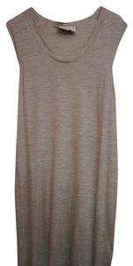 3.1 Phillip Lim short dress Grey Knit on Tradesy