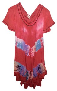 India Boutique short dress multi colors on Tradesy