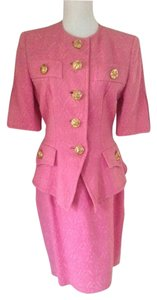 Christian Lacroix Vintage Christian Lacroix Pink Suit REDUCED