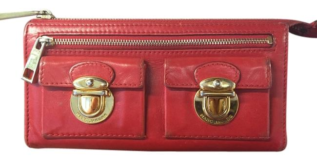 Marc Jacobs Red Vintage Wallet Marc Jacobs Red Vintage Wallet Image 1
