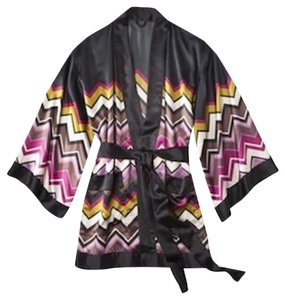 Missoni for Target Robe Satin Loungewear Limited Edition Kimono Tunic