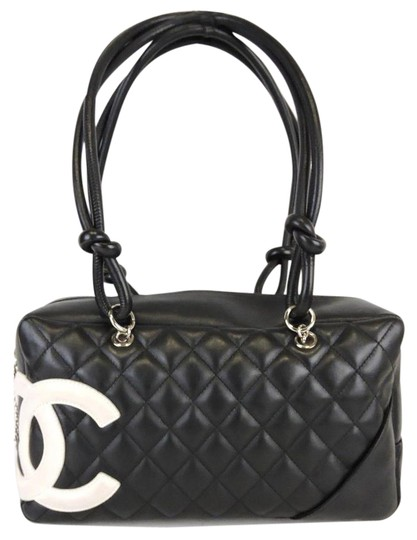 Preload https://item3.tradesy.com/images/chanel-cambo-line-cc-quilted-black-lambskin-leather-shoulder-bag-3921217-0-5.jpg?width=440&height=440