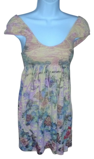 Preload https://item4.tradesy.com/images/butterfly-dropout-multicolor-summer-smocked-tank-topcami-size-6-s-3921808-0-0.jpg?width=400&height=650