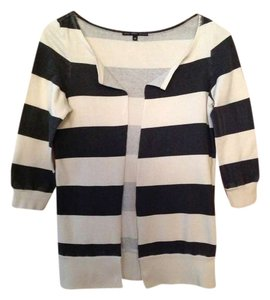 Truly Madly Deeply Black & white stripe Jacket