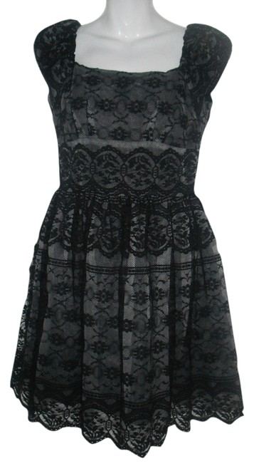 Preload https://img-static.tradesy.com/item/3922819/anna-sui-black-lace-collection-mid-length-cocktail-dress-size-4-s-0-0-650-650.jpg