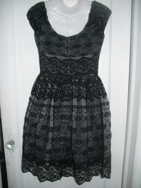 Anna Sui Collection Lace Dress Image 1