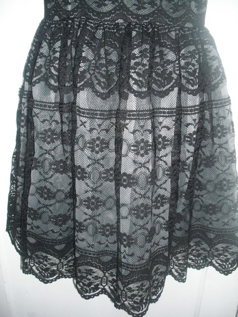 Anna Sui Collection Lace Dress