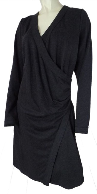 Max Studio Medium Long Sleeve Knit Dress
