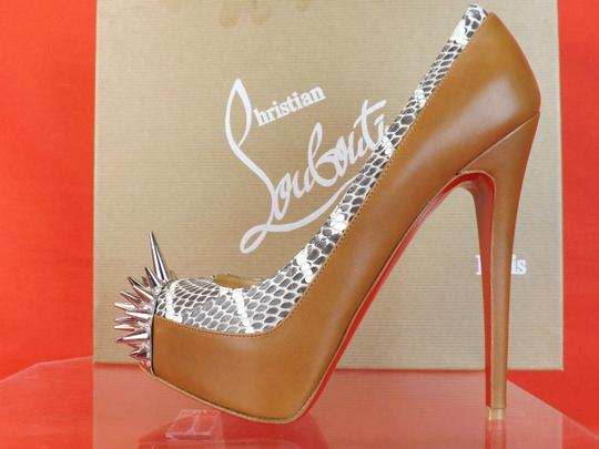 Christian Louboutin Caramel Pumps