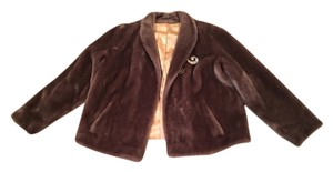 Borgana Brown Jacket